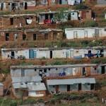 Unterkünfte in der Township KwaDabeka nach Durban, Südafrika