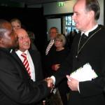 Begrüßung des neuen Landesbischofs Meister in Hannover durch in- und ausländische Gäste